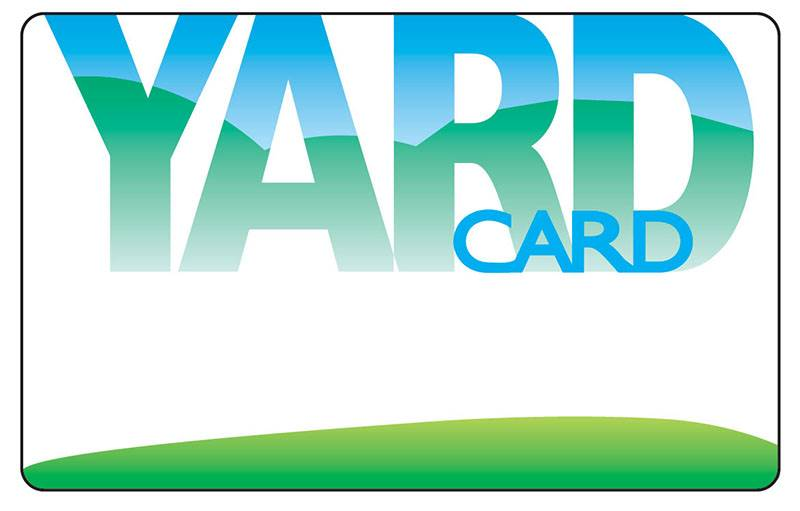 Bad Boy Mowers Yard Card Financing Programs
