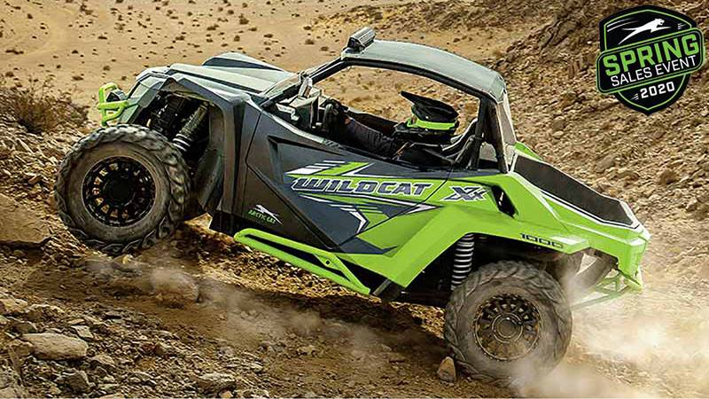 Arctic Cat - Spring Sales Event