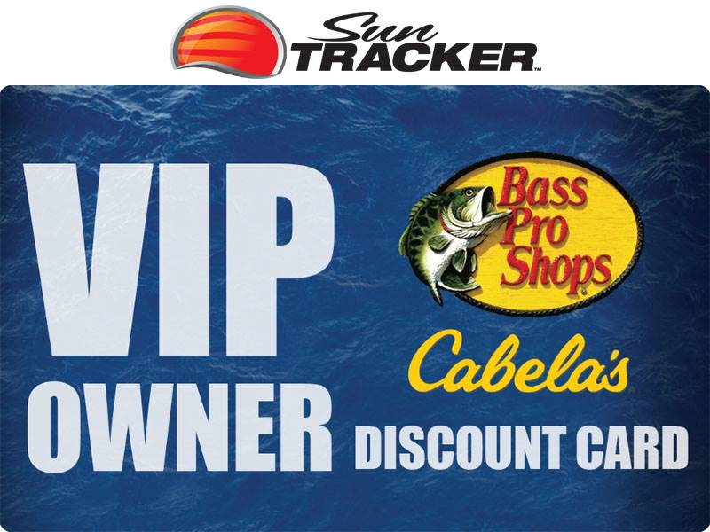 Sun Tracker - VIP Owner Discount Card