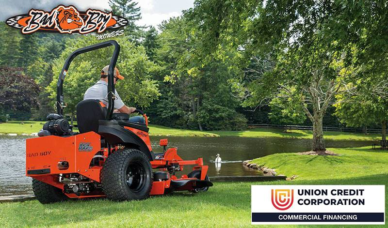 Bad Boy Mowers - Union Credit Corporation