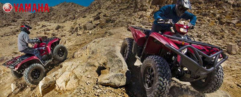 Yamaha Motor Corp., USA Yamaha Utility ATV - Current Offers and Financing - Customer Cash