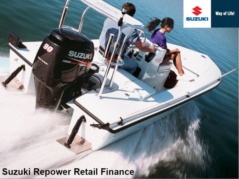 Suzuki Marine - Repower Retail Finance