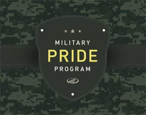 Mahindra Pride Rebate - Military Appreciation Program