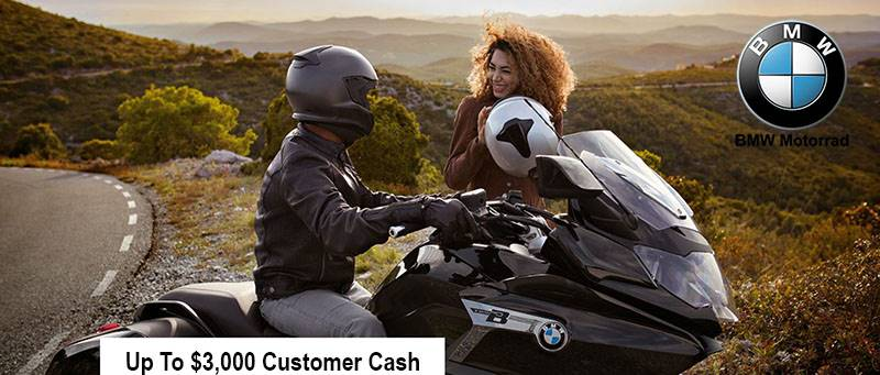 BMW - 3asy Ride Customer Cash