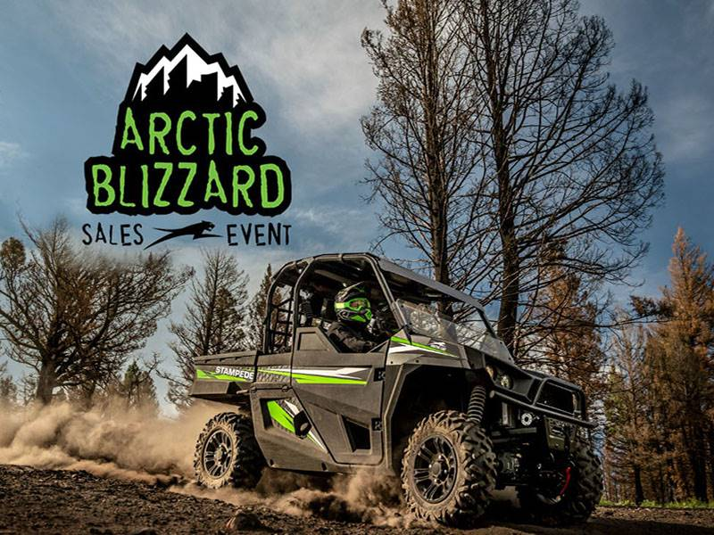 Arctic Cat - Arctic Blizzard Sales Event