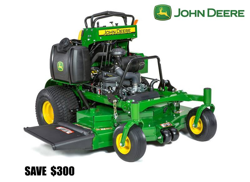 John Deere - Save $300 on 636M and 652R QuikTrak Mowers