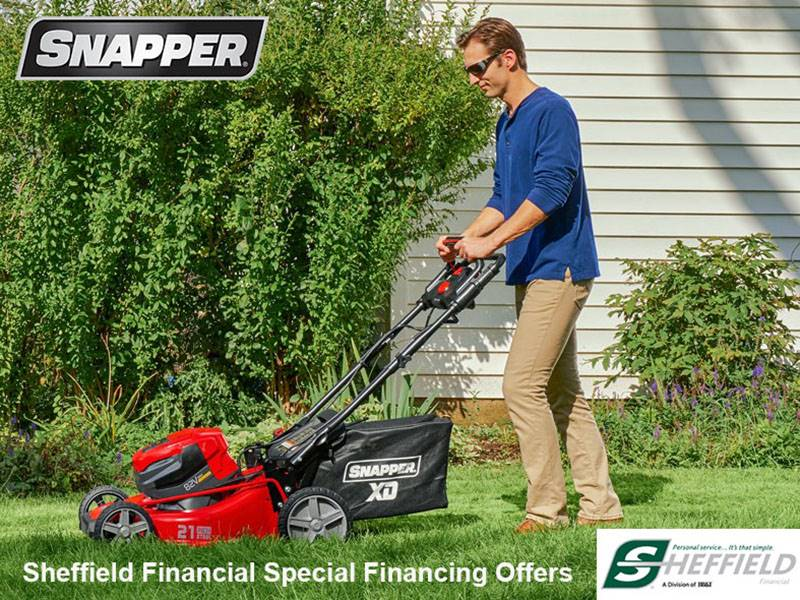 Snapper - Sheffield Financial Special Financing Offers