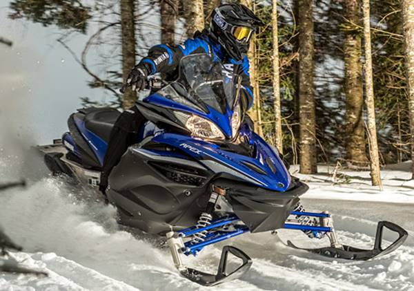 Yamaha Snowmobiles - Current Offers & Factory Financing