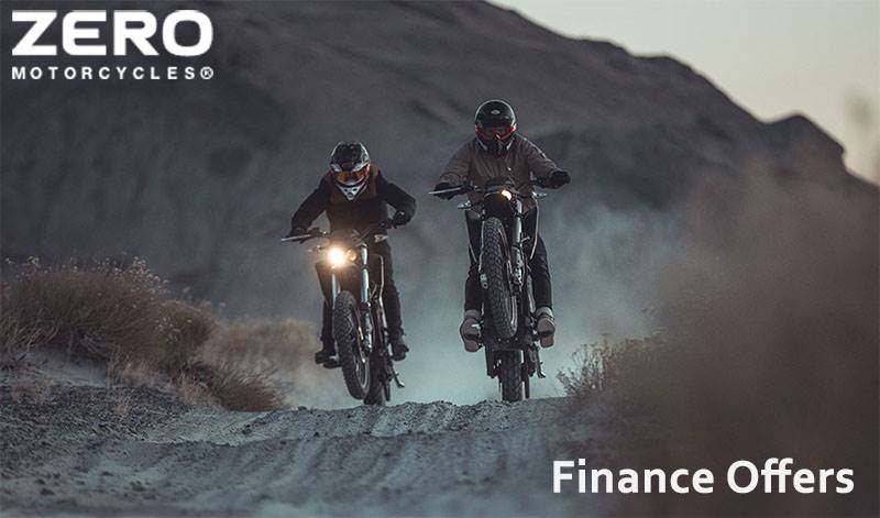 Zero motorcycles - Finance Offers