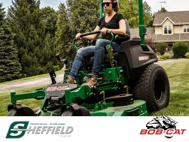 Bob-Cat Mowers - Sheffield Financial