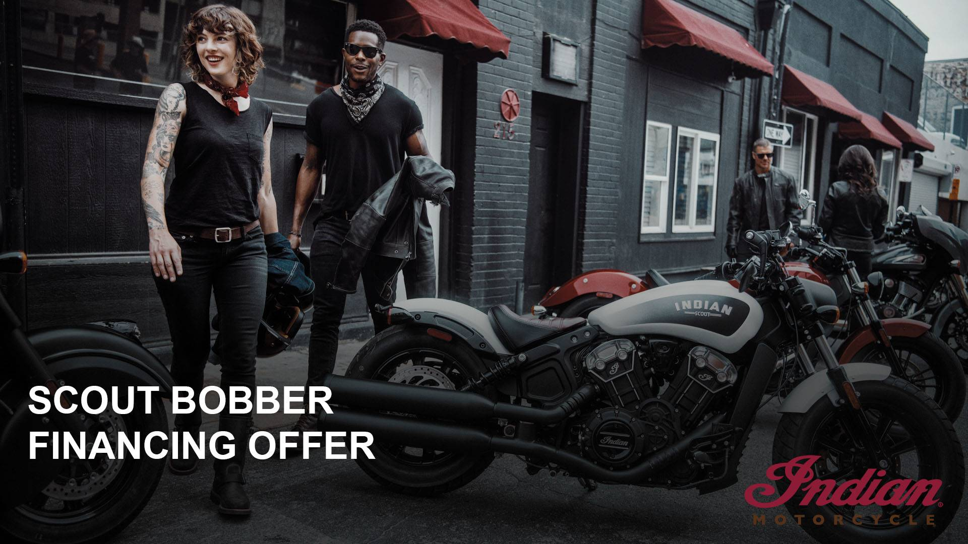 Indian - 2019 Scout Bobber Financing