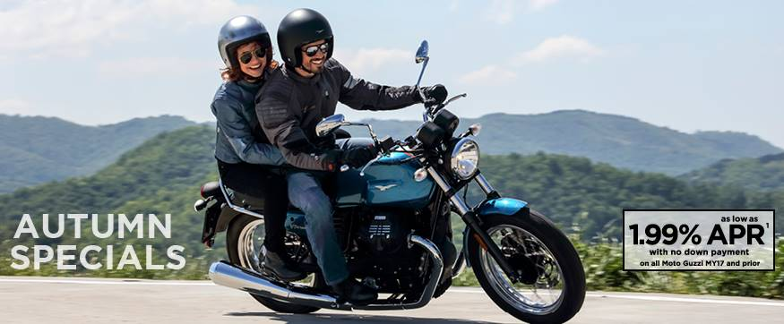 Moto Guzzi Autumn Specials