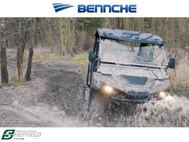 Bennche - Sheffield Financing Offer