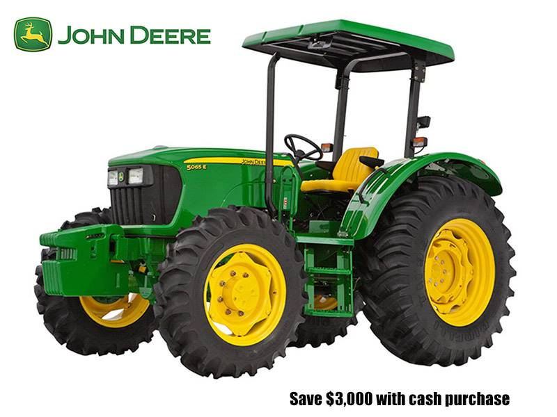 John Deere - Save $3,000 with cash purchase