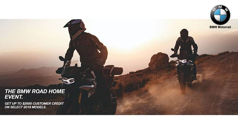 BMW Motorrad -  Road Home Event