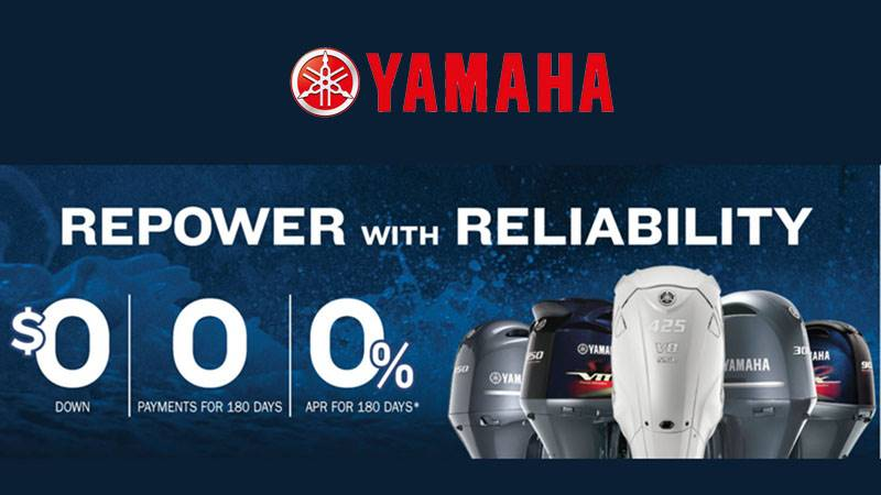 Yamaha Marine - Repower with Reliability