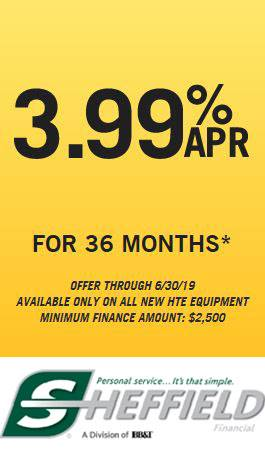 Hustler Turf Equipment - 3.99% ARP for 36 Months
