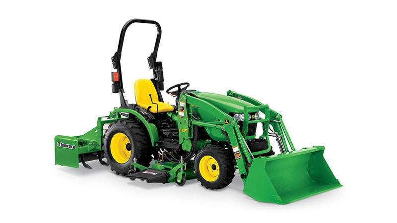 John Deere - 0% APR for 60 Months¹ AND Save up to $2,1004 OR Save up to $2,600
