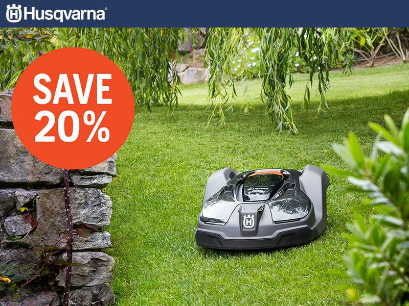 Husqvarna Power Equipment - ECO Bundle Program