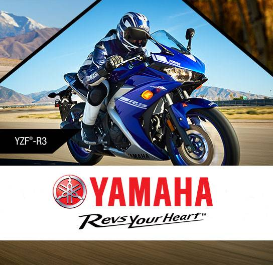 Yamaha - Supersport Road Motorcycles