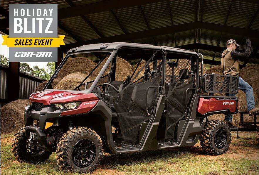 Can-Am - Holiday Blitz Sales Event - Farmers And Ranchers