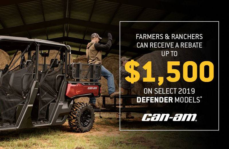 Can-Am - Ready To Ride Sales Event - Farmers And Ranchers