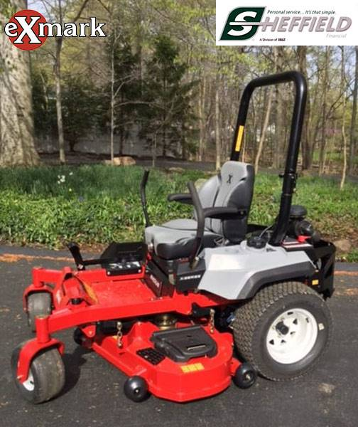 2019 Exmark Viking Hydro Walk Behind Mower Kawasaki 36 in  Lawn