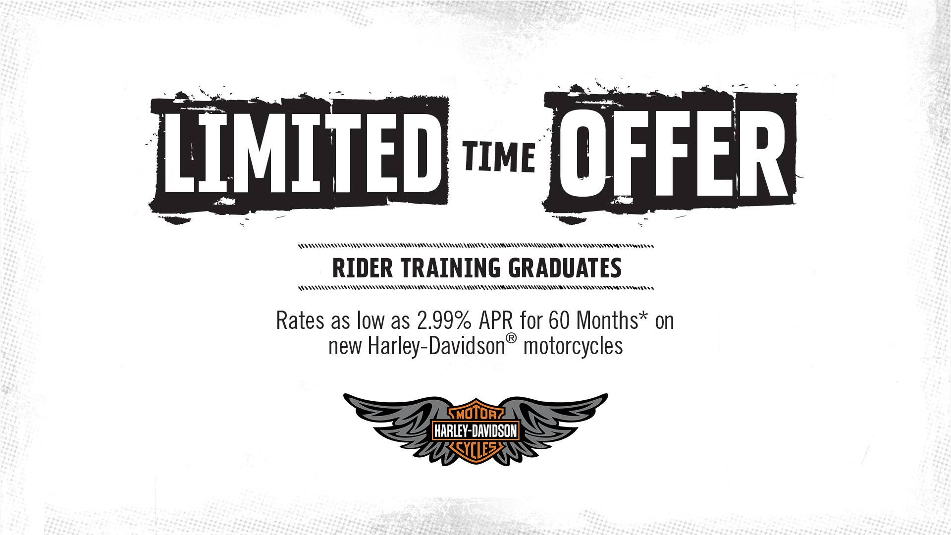 Harley-Davidson - Rider Training Graduate Program