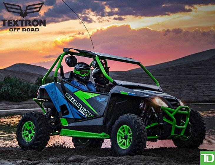 Textron Off Road Textron - TD Bank Financing