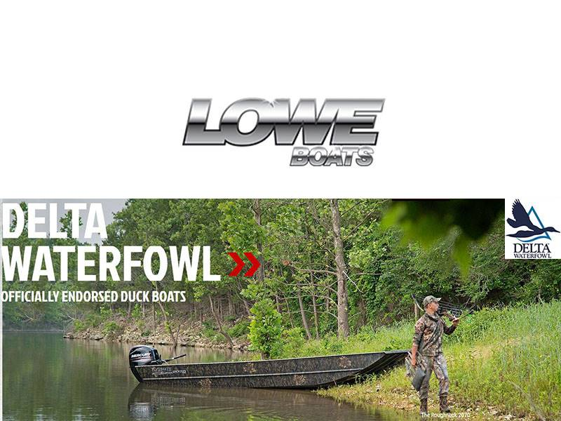 Lowe - Delta Waterfowl Discounts