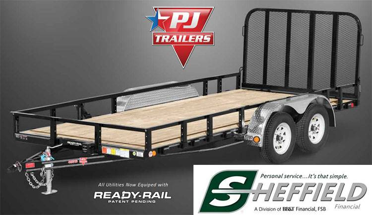 PJ Trailers - Financing Promotions