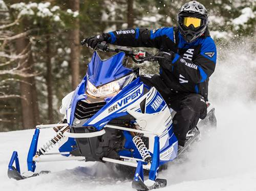 Yamaha Motor Corp., USA Yamaha - Cool Fall Days Sales Event - Snowmobiles