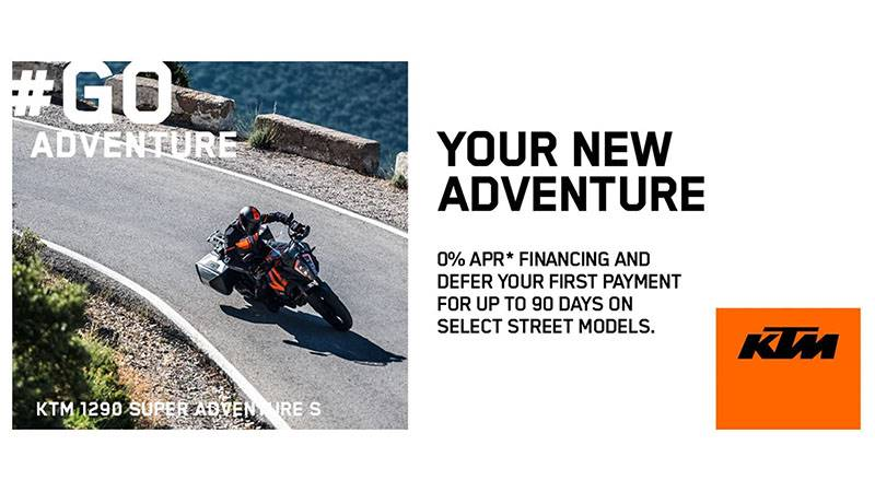 KTM - Your New Adventure