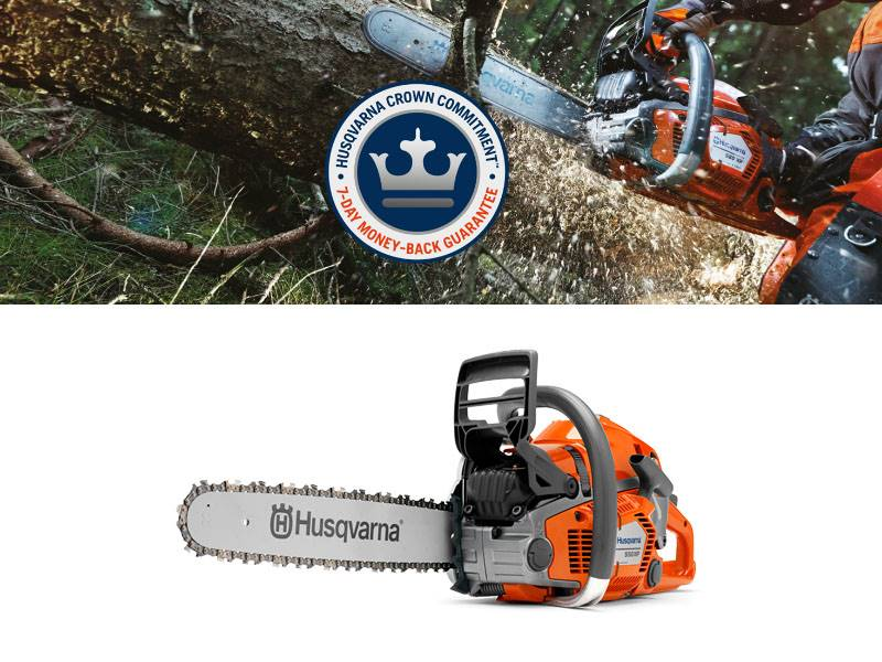 Husqvarna Power Equipment - Husqvarna Crown Commitment Program