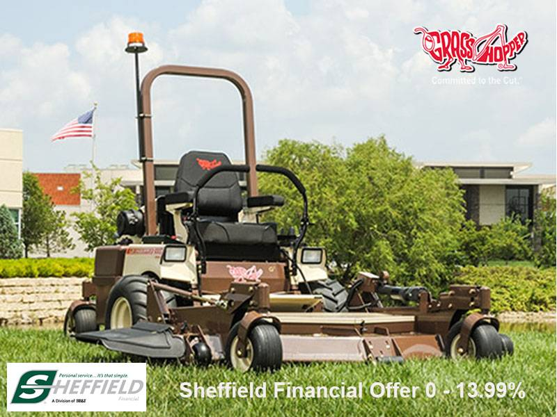 Grasshopper - Sheffield Financial Offer 0 - 13.99%