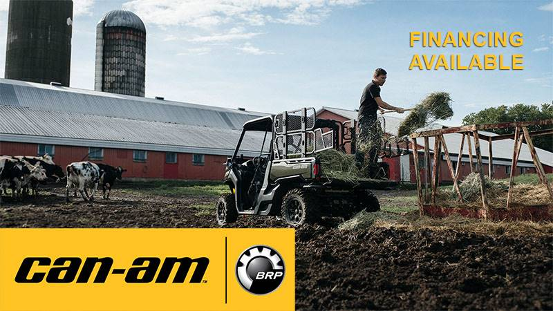 Can-Am Off-Road - Financing