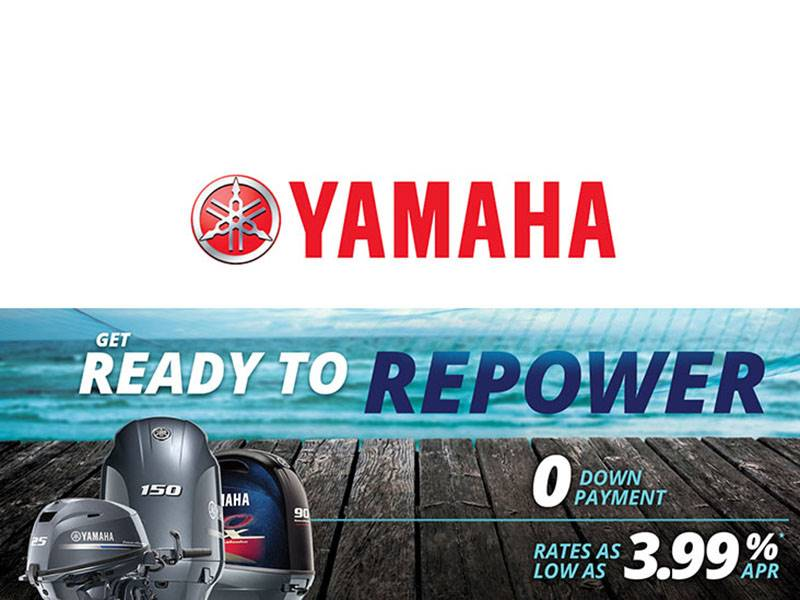 Yamaha Marine - Get Ready To Repower