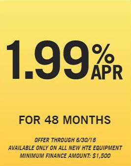 Hustler Turf Equipment 1.99% for 48 Months!