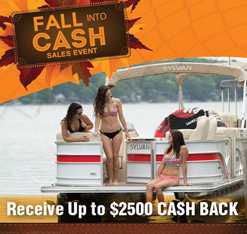Sylvan - Fall Into Cash Sales Event
