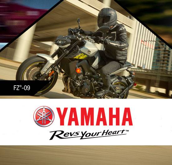 Yamaha - Hyper Naked Road Motorcycles