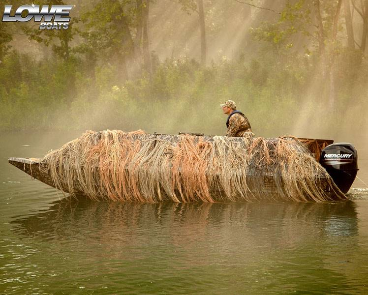 Lowe Boats - Delta Waterfowl Rebate