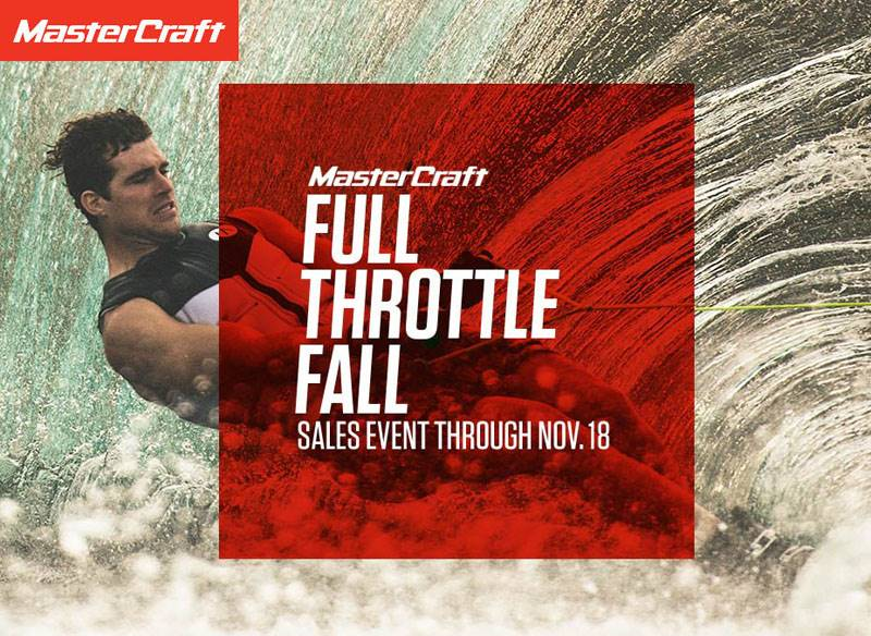 Mastercraft - Full Throttle Fall