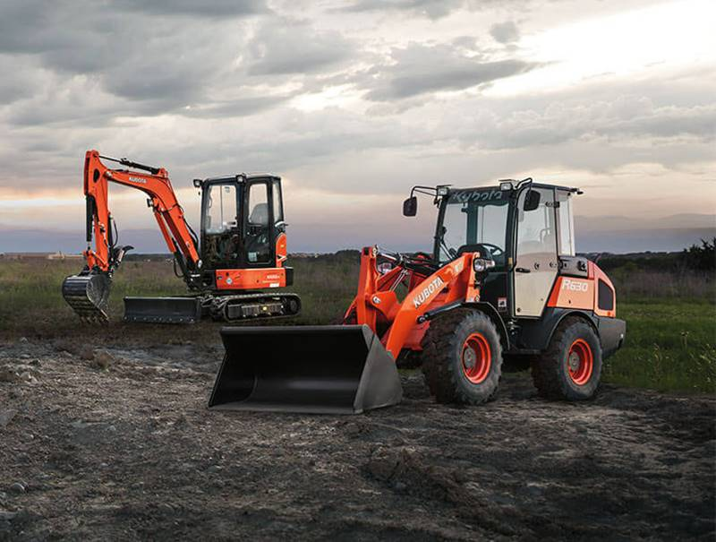 Kubota - 0% Up to 84 Months