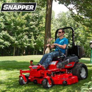 Snapper - Extended Warranty Offer on Zero-Turn Mowers
