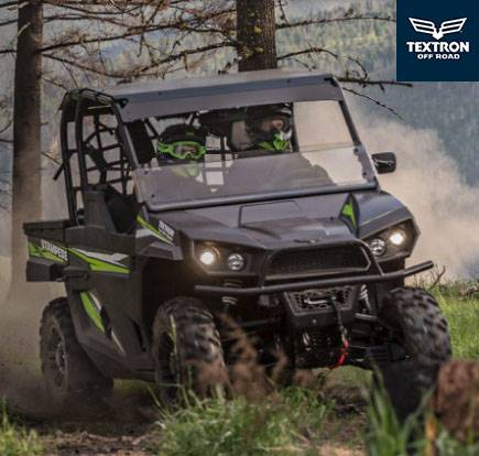 Textron Off Road Textron - Yard Card Financing