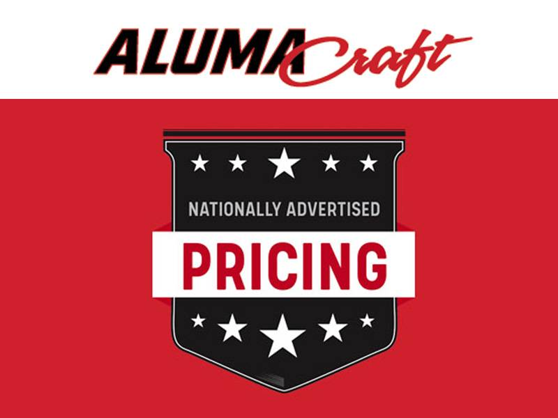 Alumacraft - Nationally Advertised Prices