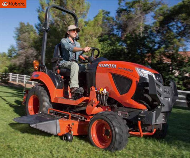 Kubota - New Compact and Sub-Compact Tractor Purchase Special Offers
