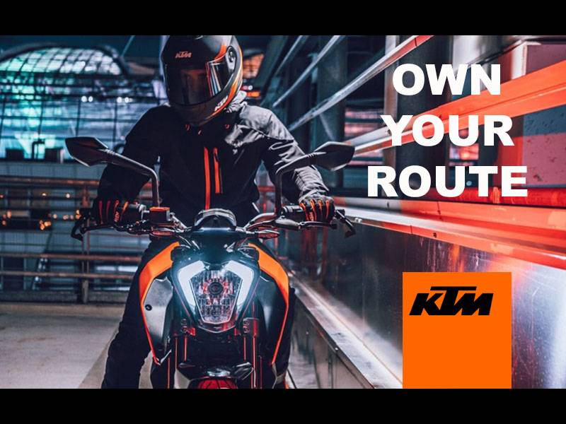 KTM - Own Your Route