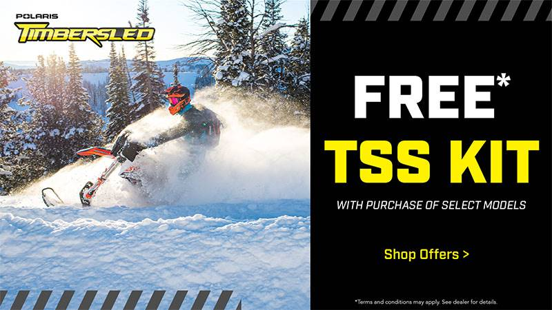 Timbersled Products Inc. Timbersled - New Year's Sales Event