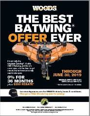 Woods - The Best Batwing Offer Ever